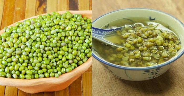 Cách nấu chè đậu xanh hột không bị nát thơm mát bổ dưỡng cho sức khỏe; cac mon an de lam; do an ngon