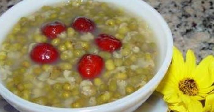 Cách bóc vỏ đậu xanh nguyên hạt; công thức; dễ làm; món; lạ miệng; mẹo nấu ăn ngon; làm thức ăn.