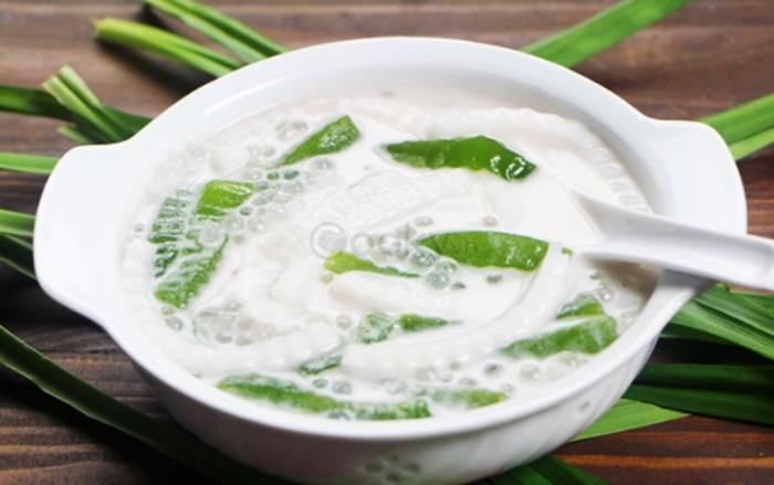 Chia sẻ cách nấu chè dừa non ngon ngọt hấp dẫn cả nhà đều mê; hình ảnh; béo; ít ngọt; giảm cân;