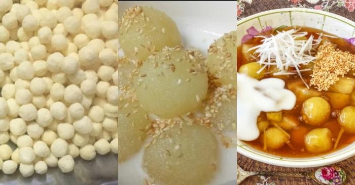 Hướng dẫn cách nấu chè khoai mì ngon miệng dễ làm tại nhà; cac mon an de lam; do an ngon; dễ làm.