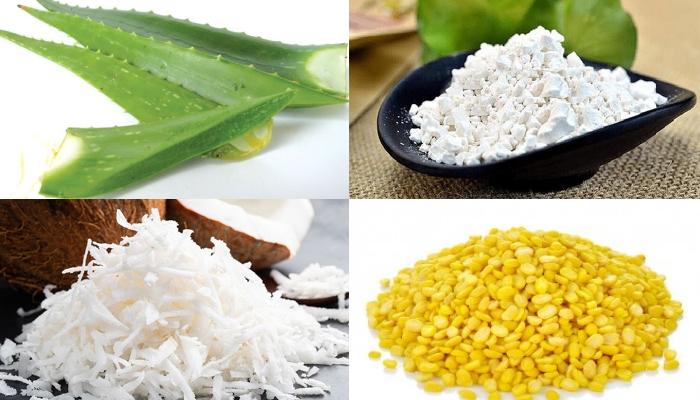 Cách nấu chè nha đam đậu xanh nước cốt dừa, nước, trong, phụ nữ, sản phẩm, các, và, có thể, nha.