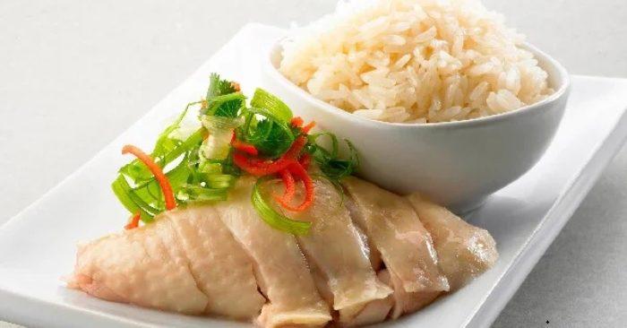 Cách nấu cơm gà singapore; mon an hang ngay; đơn giản; nau an nhung mon don gian; cach lam; nau an.
