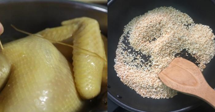 Cách nấu cơm gà thượng hải; hàng ngày; lạ miệng; mon an hang ngay; đơn giản; day nhung mon don gian.