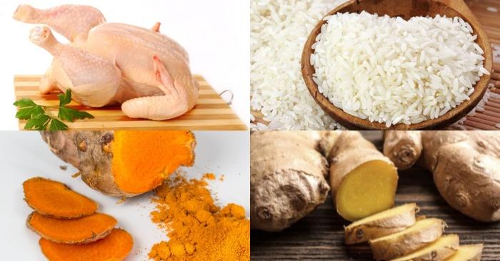 Cách nấu cơm gà Hội An ngon miệng đúng vị với công thức đơn giản; ăn ngon; hàng ngày; công thức.