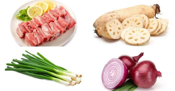 Hướng dẫn cách làm nấu củ sen thơm ngon, san bat nau nuong, xem nau an, những món ăn, dễ nấu.