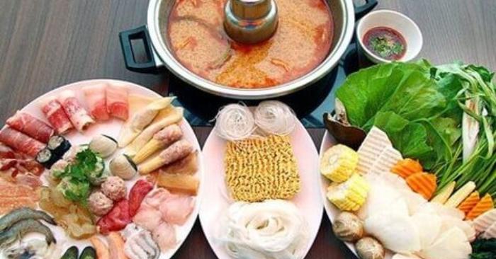 Cách nấu lẩu Thái chuẩn vịay nau an viet nam; những món ngon; nhung mon an com hang ngay; nấu ăn.