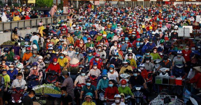 Công ty TNHH Pouyuen Việt Nam, quận Bình Tân, đông công nhân nhất Sài Gòn với 56.000 lao động,