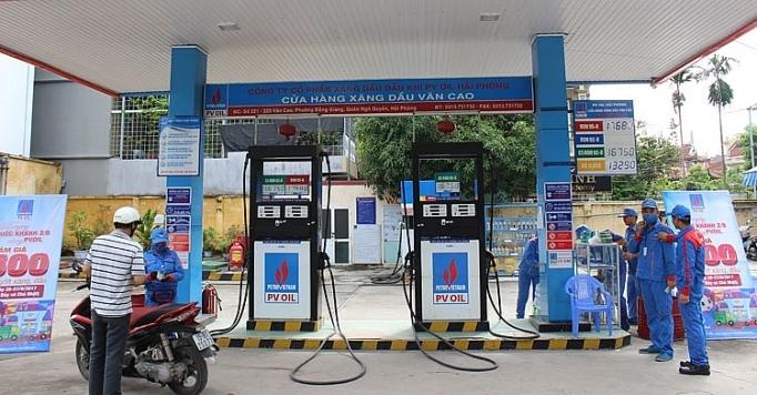 tăng giá xăng dầu