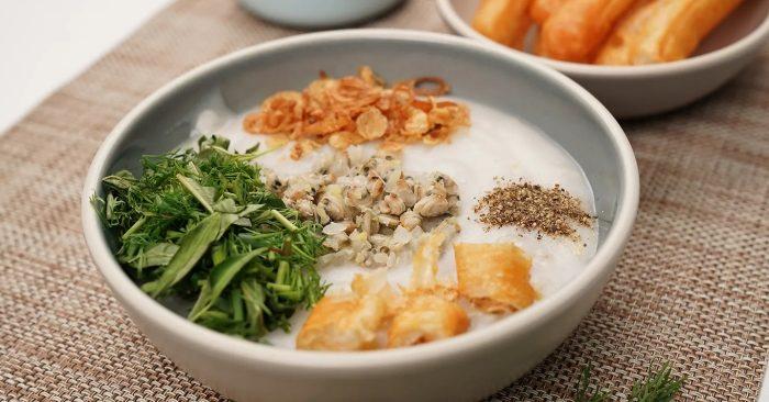 Hướng dẫn 2+ cách nấu cháo hến ngon cho cả gia đình, món ăn ngon, hàng ngày, nấu ăn, công thức.
