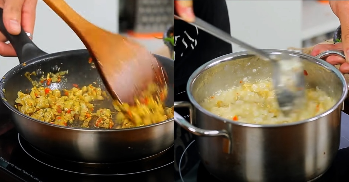 Hướng dẫn 2+ cách nấu cháo hến ngon cho cả gia đình, đúng, chuẩn vị, hương, thơm, đặc sản, huế.