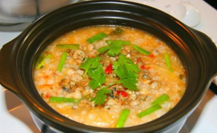 Cách nấu cháo hến Huế, hang ngay, ăn sáng, tập nấu ăn, ẩm thực, cách làm món, cac mon an de lam,