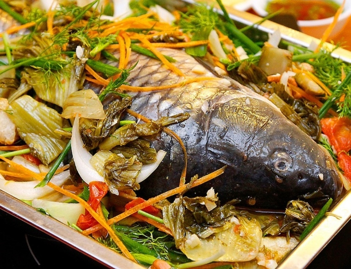 Thực đơn đãi khách tại nhà, ẩm thực, cách làm món, cac mon an de lam, do an ngon, mẹo nấu ăn.