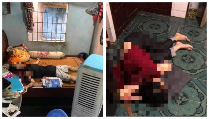 Hai mẹ con cùng chết trong ngồi nhà cấp 4 tại xã Nghĩa Thành-
