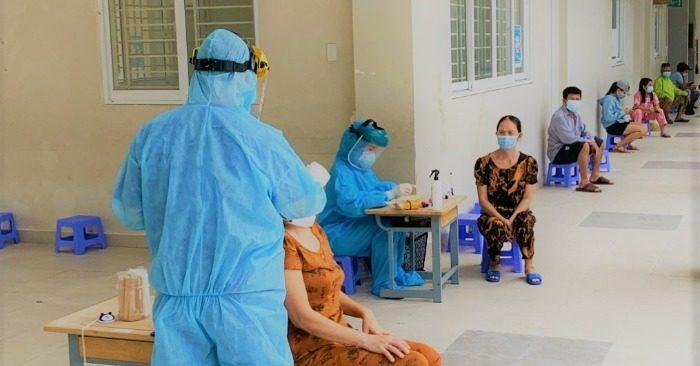 Xét nghiệm Covid-19 tại quận 7 Sài Gòn