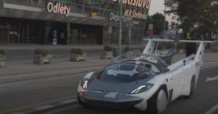 Clip: Xe bay 170 km/h giữa các thành phố - phương tiện của tương lai?