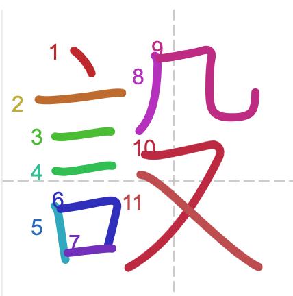 Học từ vựng tiếng Trung có trong sách Chuyển Pháp Luân - chữ thiết; học tiếng trung; học tiếng trung; từ vựng tiếng trung; học tiếng trung cơ bản
