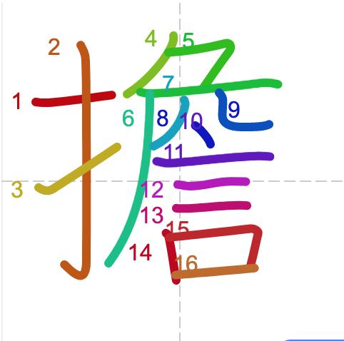 Học từ vựng tiếng Trung có trong sách Chuyển Pháp Luân - chữ đam; học tiếng trung; học tiếng trung; từ vựng tiếng trung; học tiếng trung cơ bản