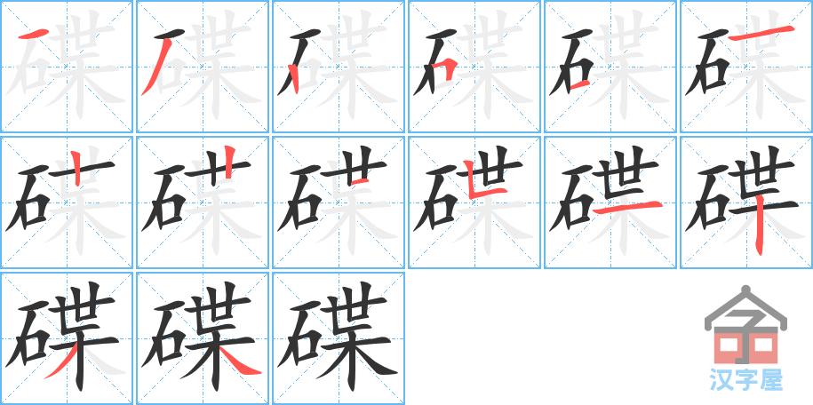 Học từ vựng tiếng Trung có trong sách Chuyển Pháp Luân - chữ điệp; học tiếng trung; học tiếng trung; từ vựng tiếng trung; học tiếng trung cơ bản