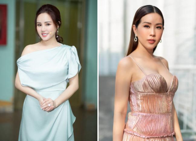 Ca sĩ Vy Oanh- Hoa hậu Thu Hoài